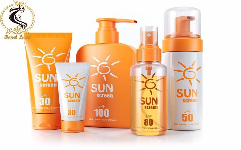ضد آفتاب مناسب برای پوست چرب